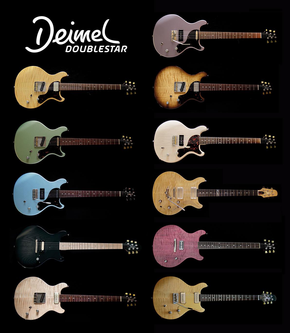 Deimel Doublestar Overview