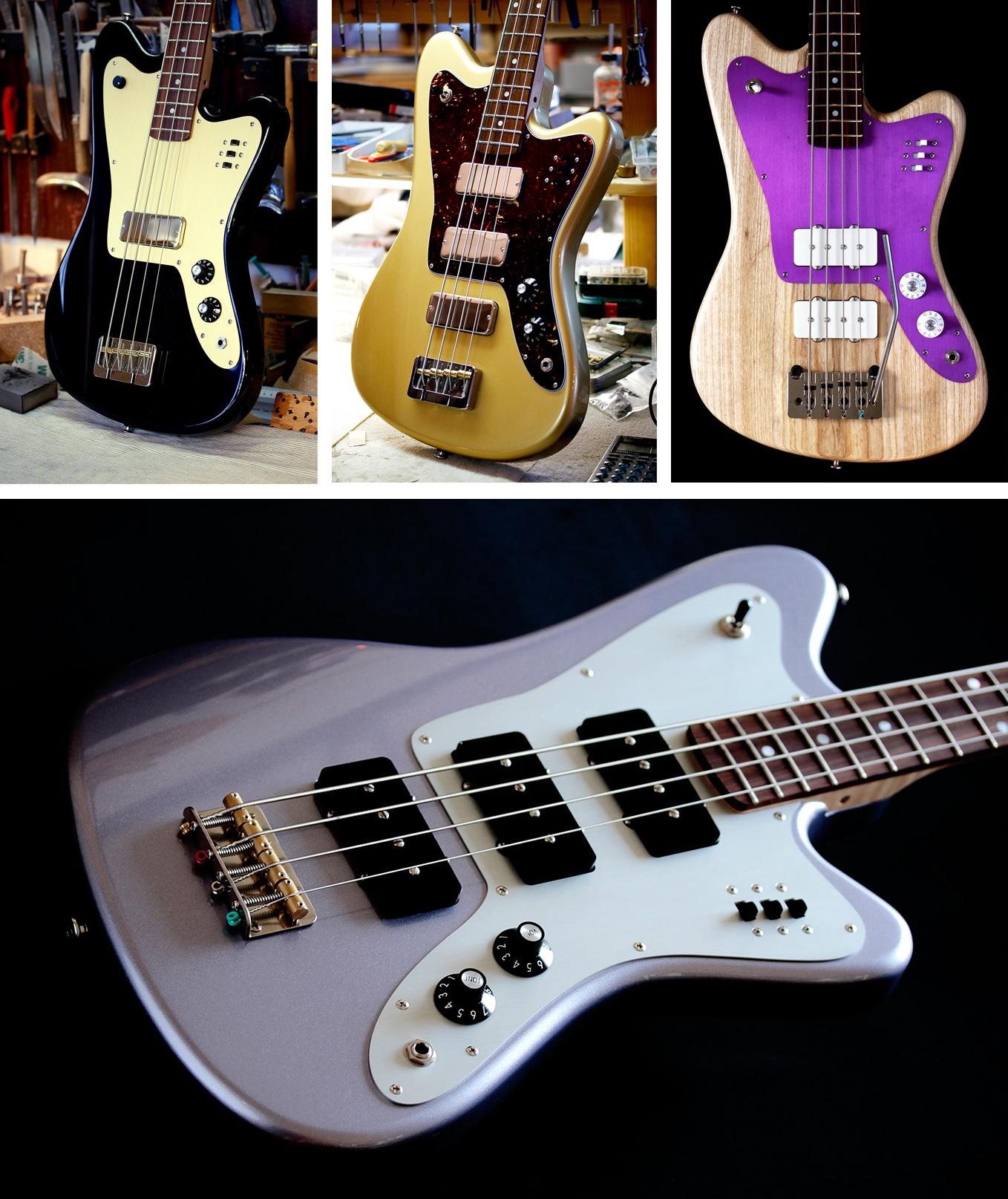 Deimel Firestar Bass