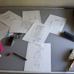 Deimel Firestar Artist Edition – drawing