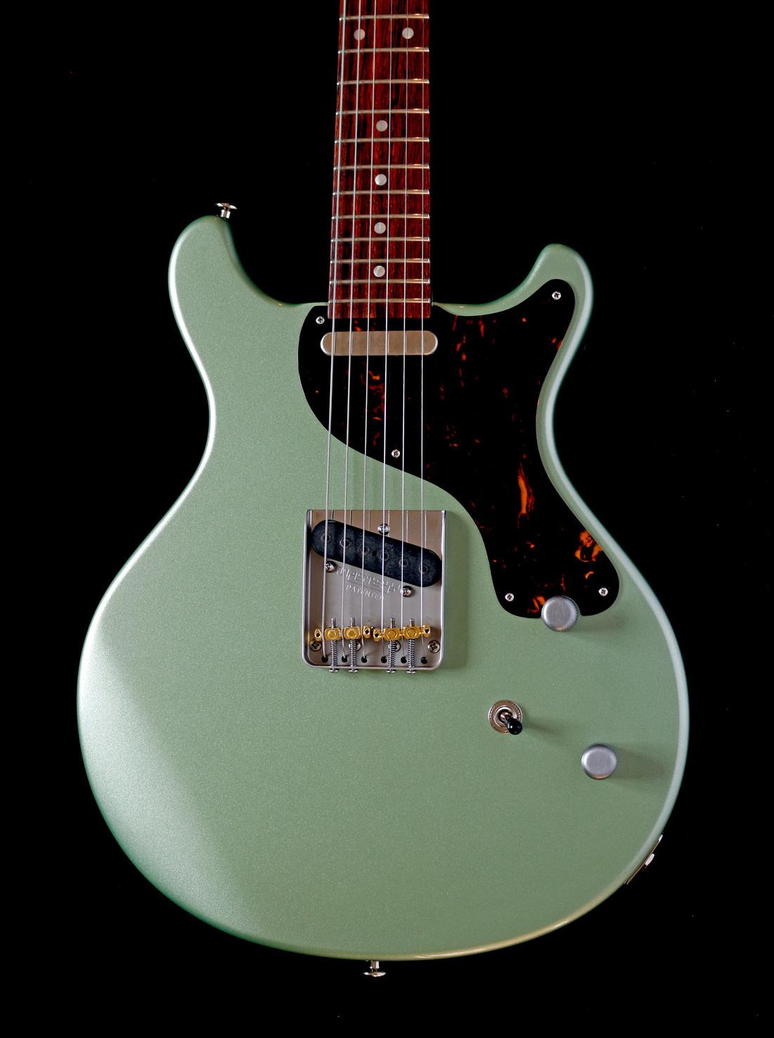 Deimel Doublestar RawTone »Venus Fern Green«