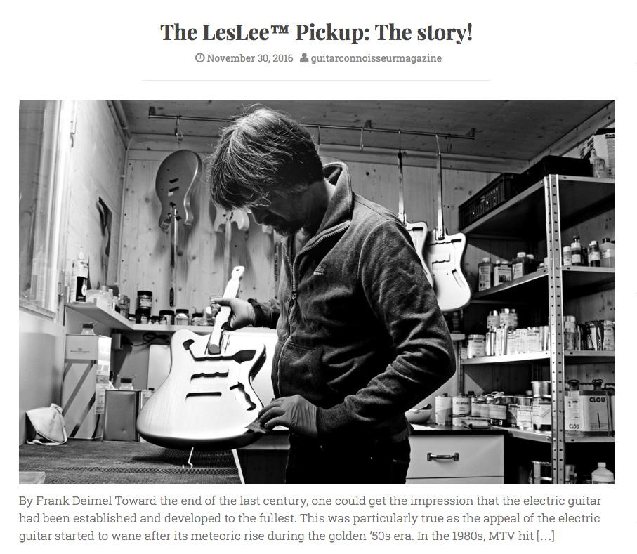 LesLee story