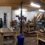 Deimel Guitarworks - This is our woodworking section