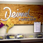 Deimel Guitarworks - customer board incl. work sheets and parts ready to be mounted