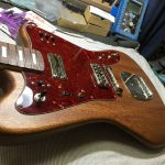 Working on a 12-String Deimel Firestar