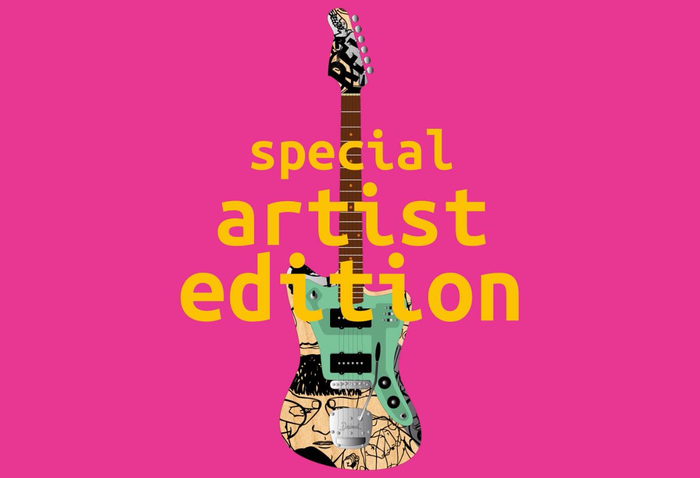 20 Years Deimel Guitarworks