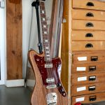 Deimel Firestar 12-String waiting for pickup