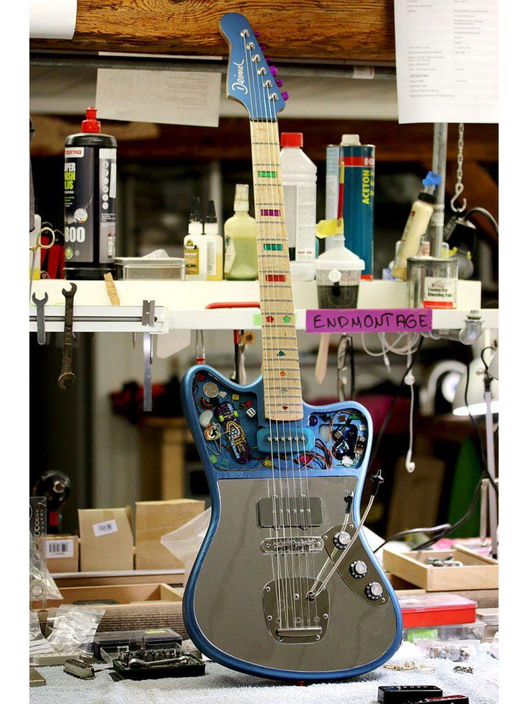 Variations Deimel Guitarworks Guitar Wiring Actual Firestar Special Edition