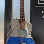 guitar of Peter Malinoski