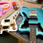 Deimel Guitarworks Workshop