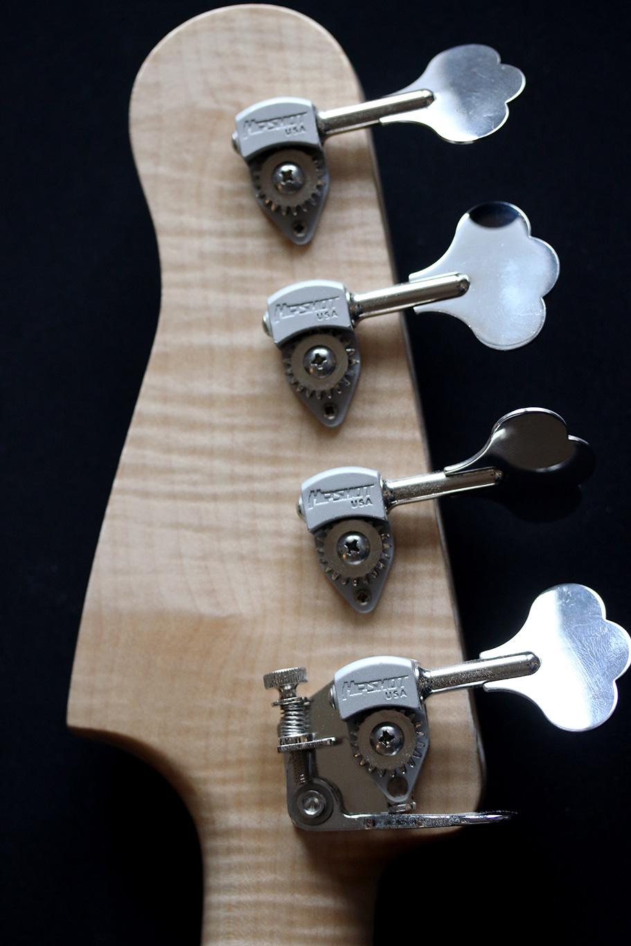 Deimel Firestar Bass »Transparent White«