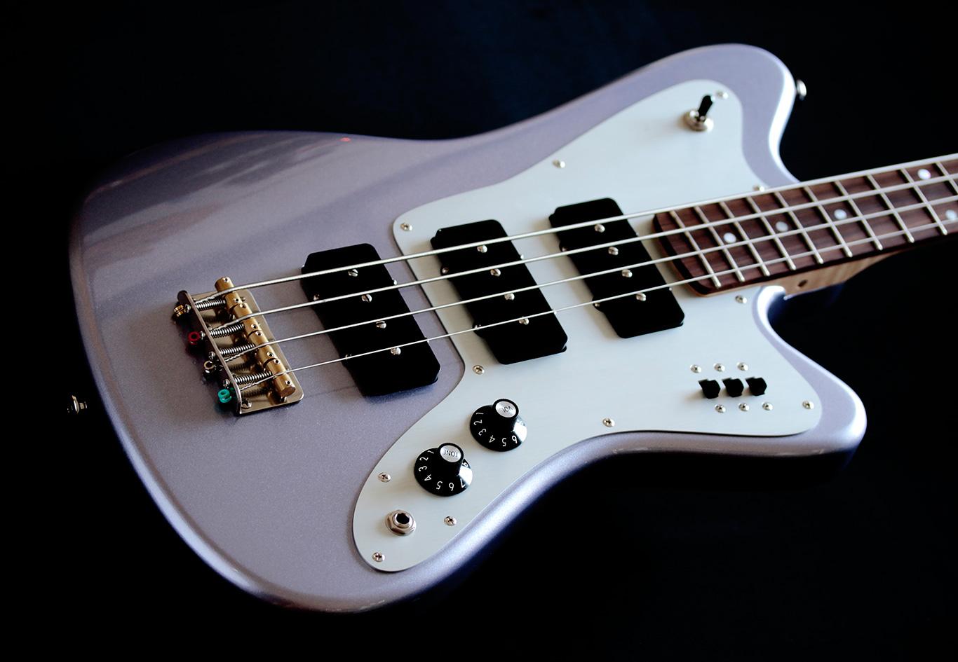 Deimel Firestar Bass »Saturn Lavender«