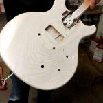 Varnishing Deimel Doublestar BoltTone »Paper Moon White«