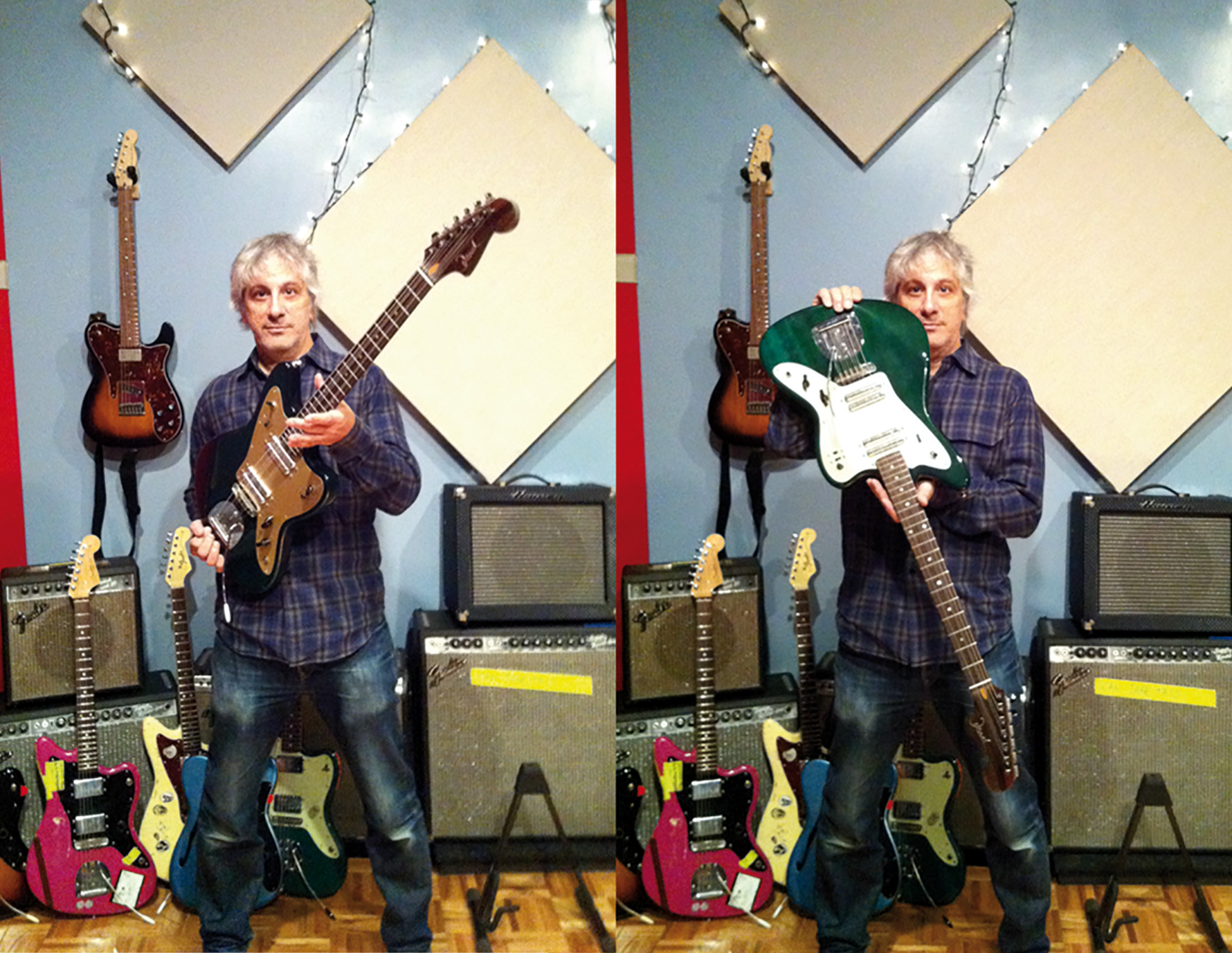 Deimel 12-String / Lee Ranaldo