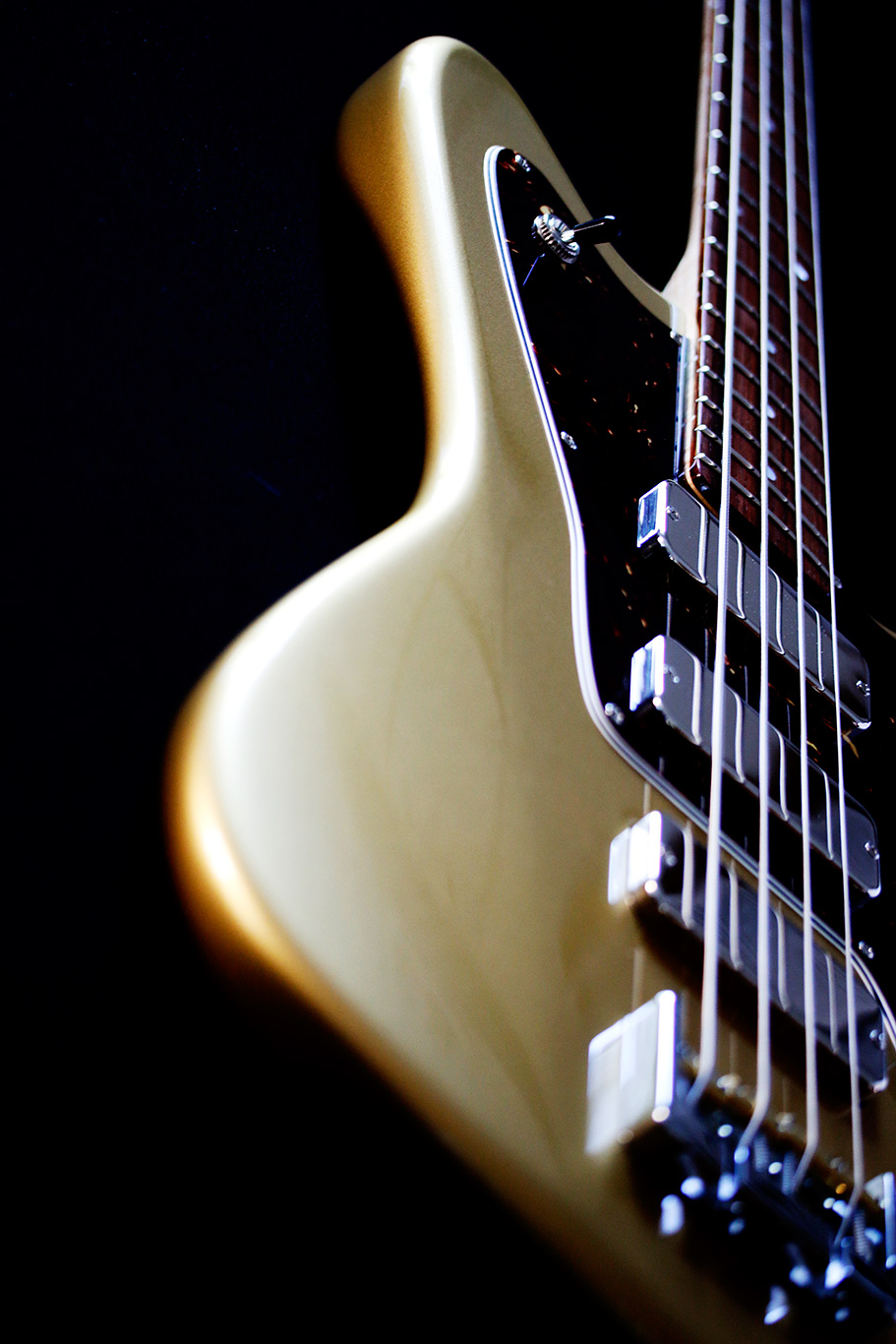 Deimel Firestar Bass »Mars Gold«