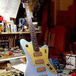 Deimel Firestar Bass »Moon Dust Blue«