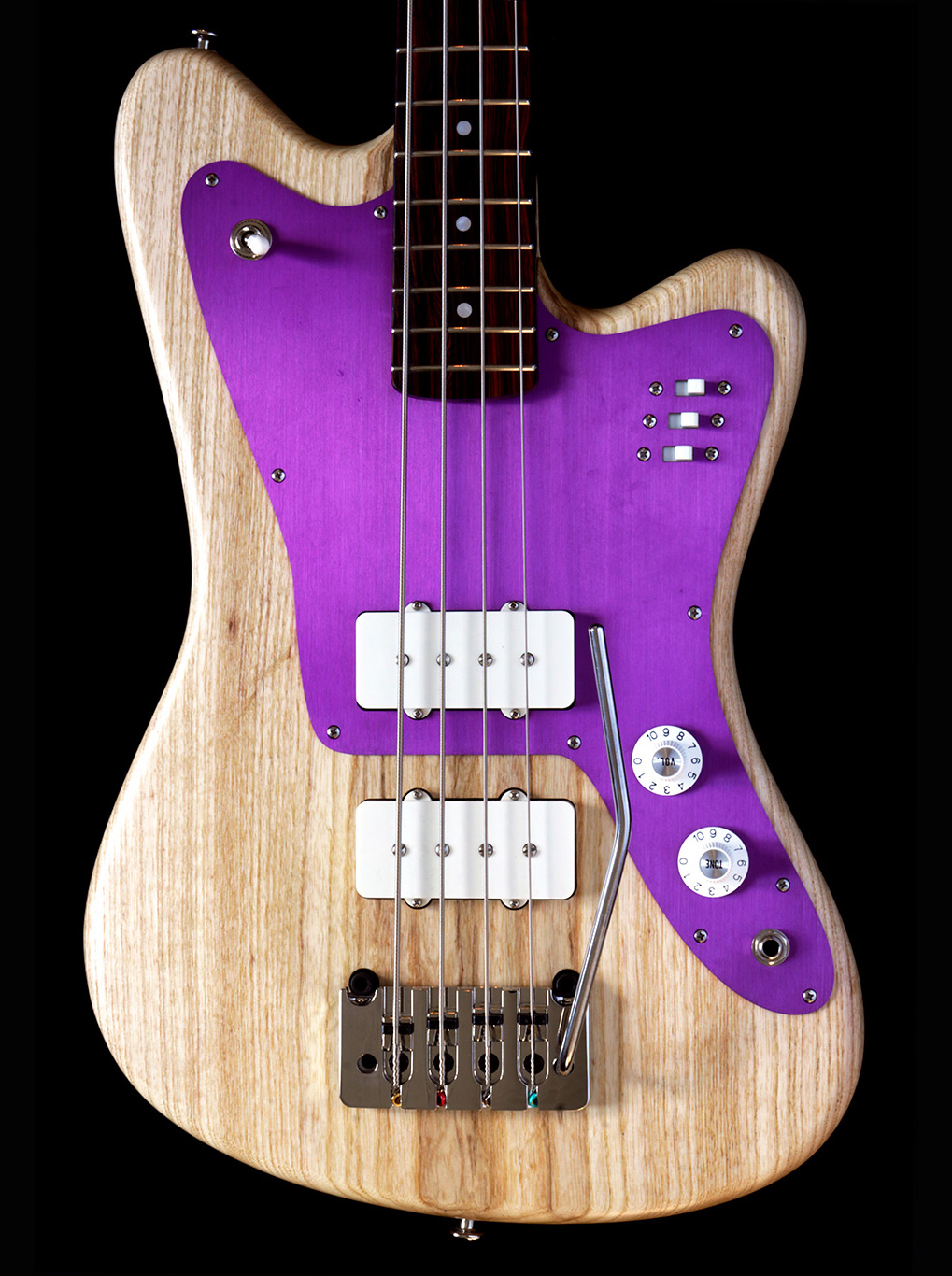 Deimel Firestar Bass »Natural Satin«