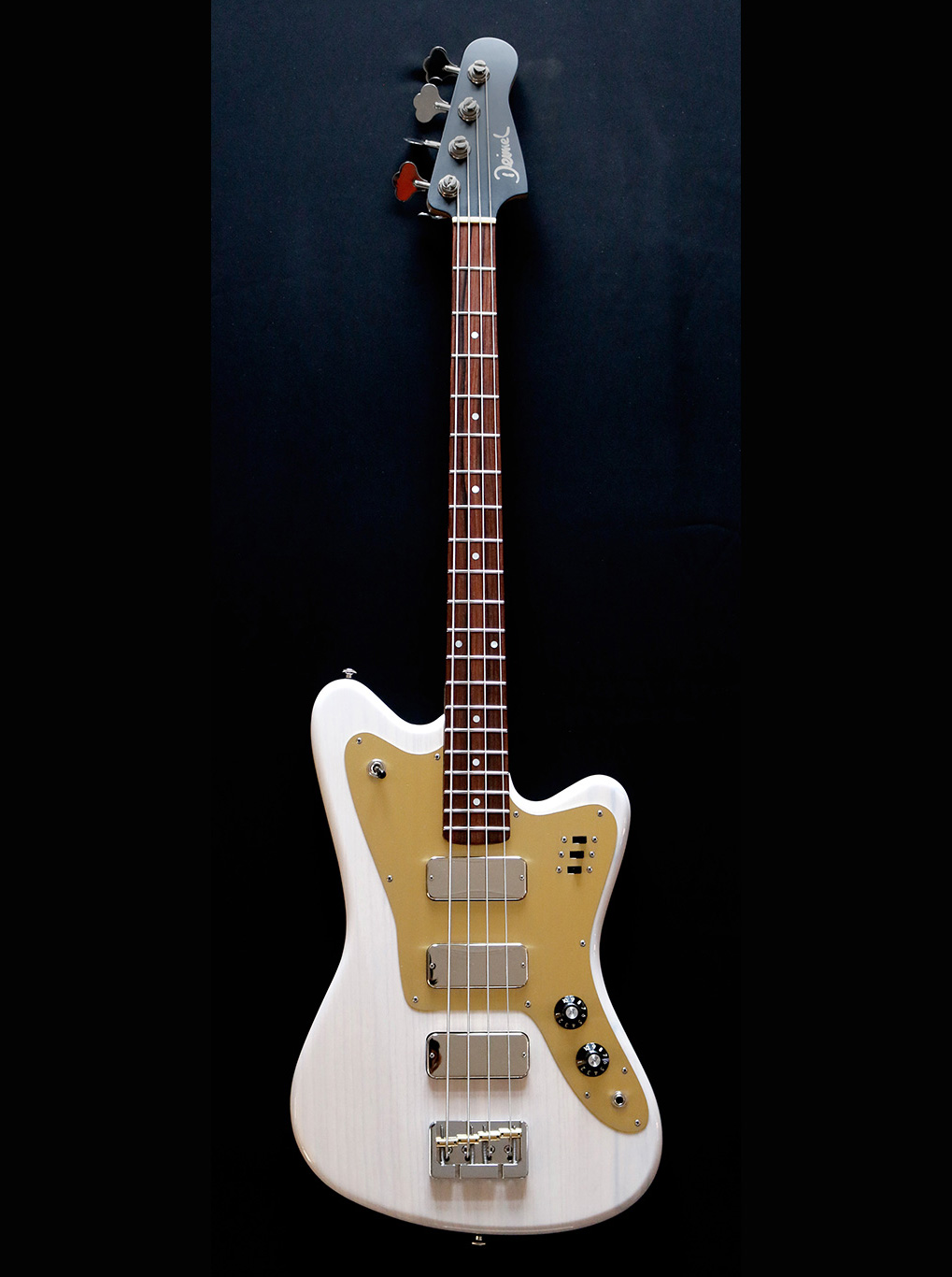 Deimel Firestar Bass »Transparent White«