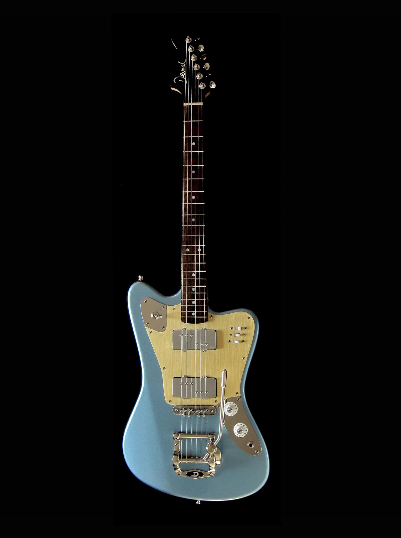 Deimel Firestar »Classic«, Color »Moon Dust Blue«