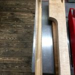 Deimel Guitarworks - selecting woods for necks