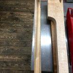 Deimel Guitarworks - selecting woods for necks