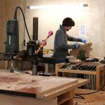 Deimel Guitarworks - perfect sanding makes a big part of our job