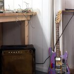 Deimel Guitarworks - this is our pickup testing guitar