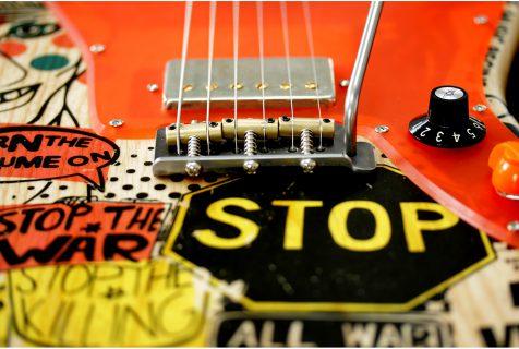 Deimel Firestar »STOP THE WAR«