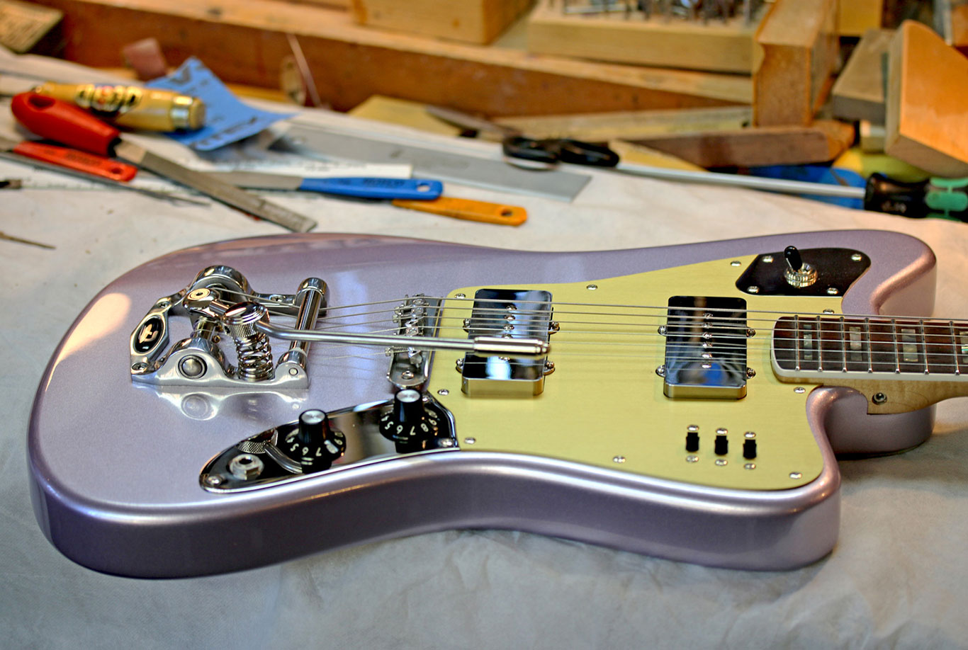 Deimel Firestar »Saturn Lavender«