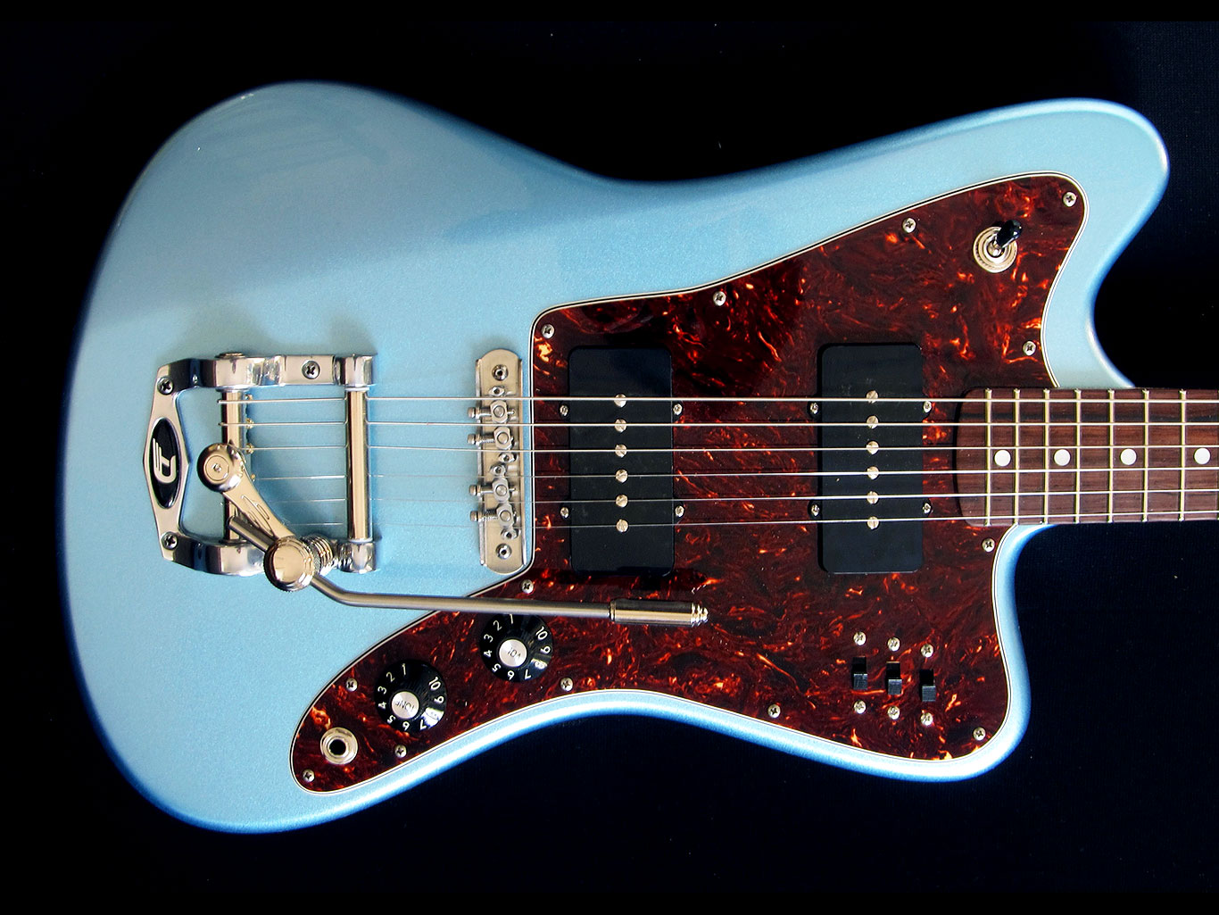 Deimel Firestar »Moon Dust Blue«