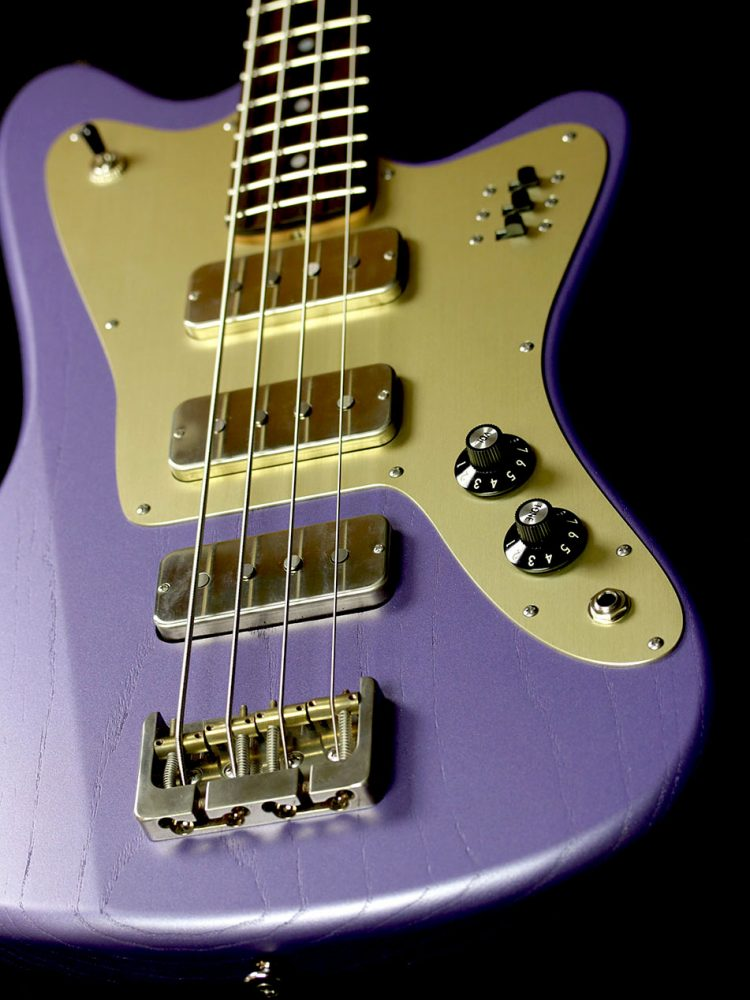 Deimel Firestar Bass »Purple«