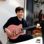 Nicolai Schorr of Schorr Guitars
