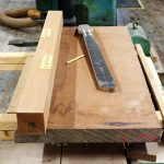 Wood for the next Deimel Doublestar