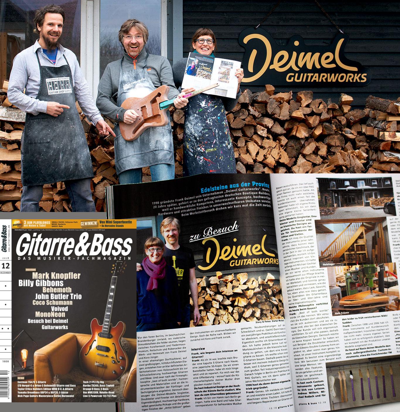Gitarre&Bass Deimel