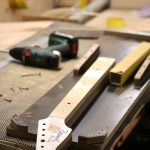 Deimel Guitarworks workshop