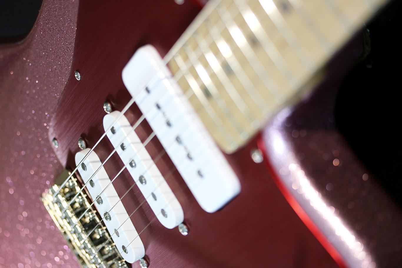 Deimel Firestar #156 Drangsal Gitarre