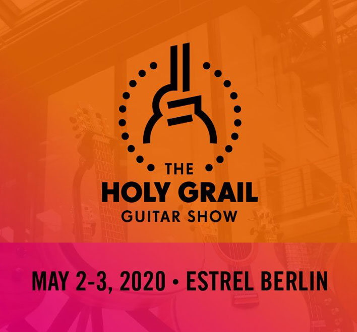 Holy Grail Guitar Show 2020