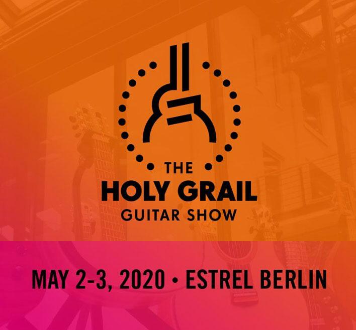 Holy Grail Guitar Show 2020