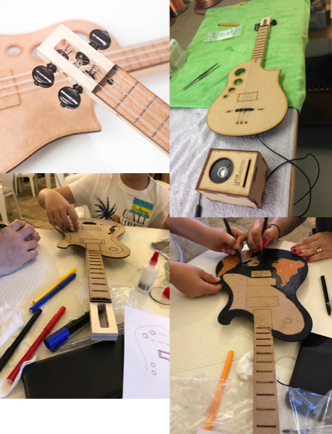 Kids guitar workshop