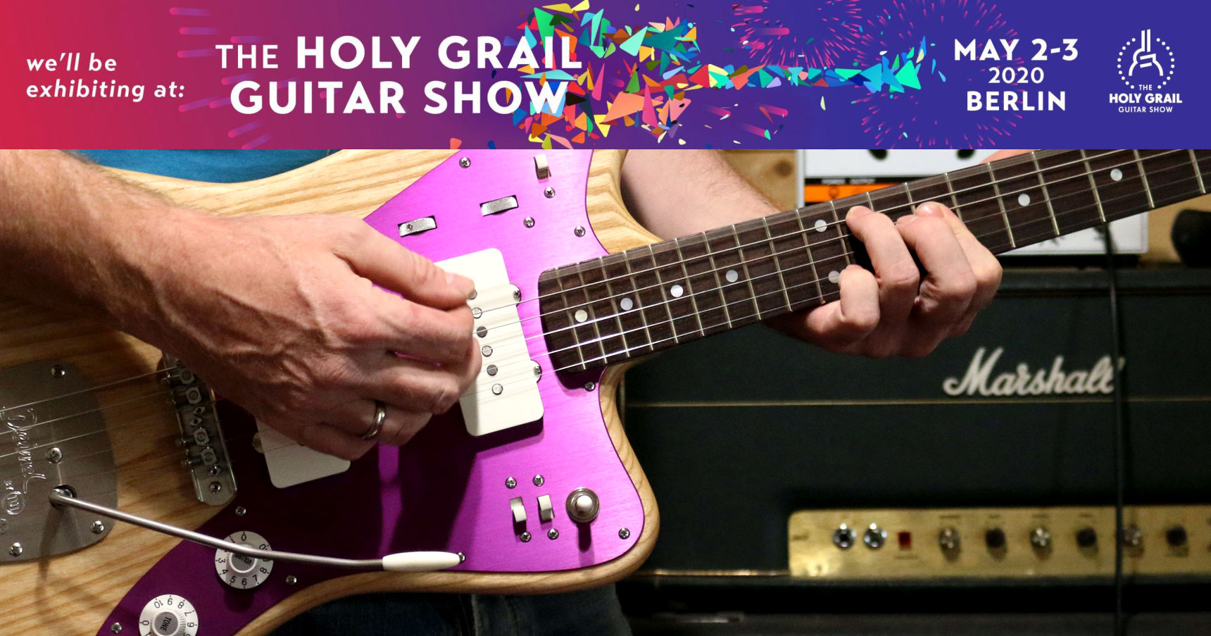 The Holy Grail Guitar Show