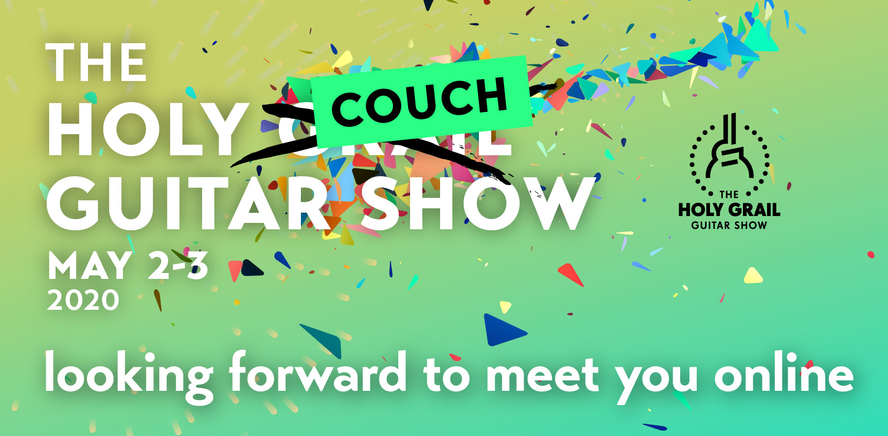 Holy Couch Guitar Show