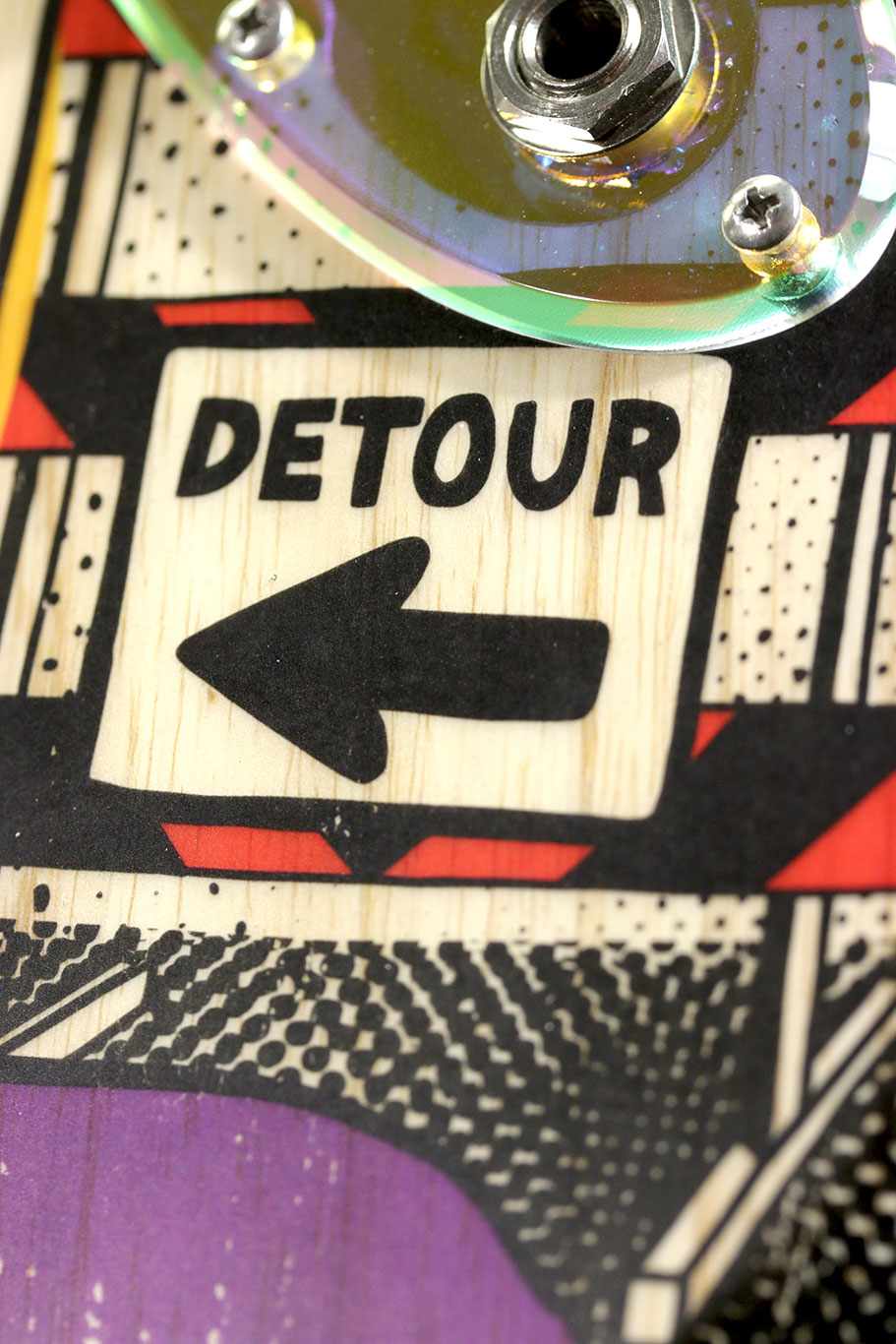 Deimel Firestar Artist Edtion »GAME CHANGER«