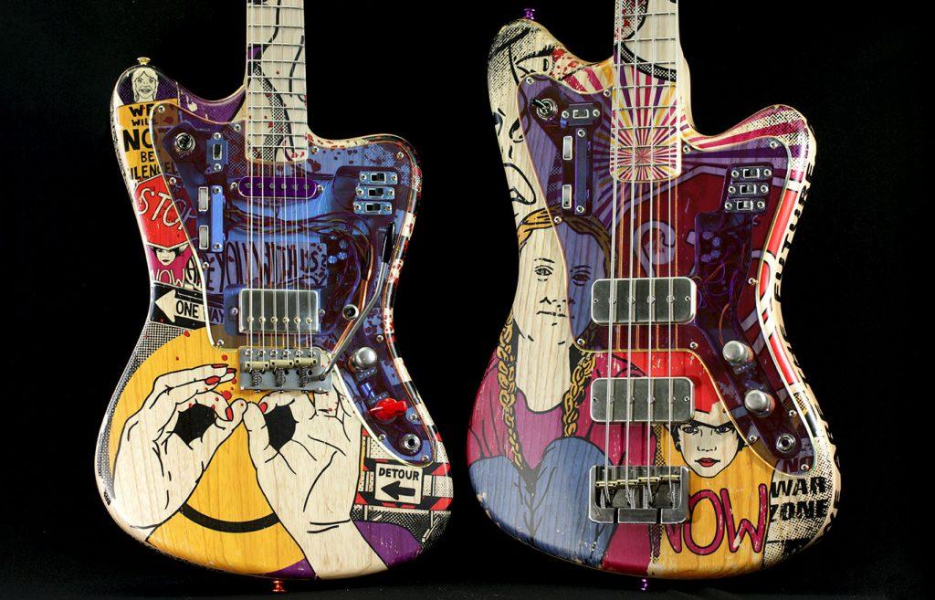 custom- und vintage-gitarren