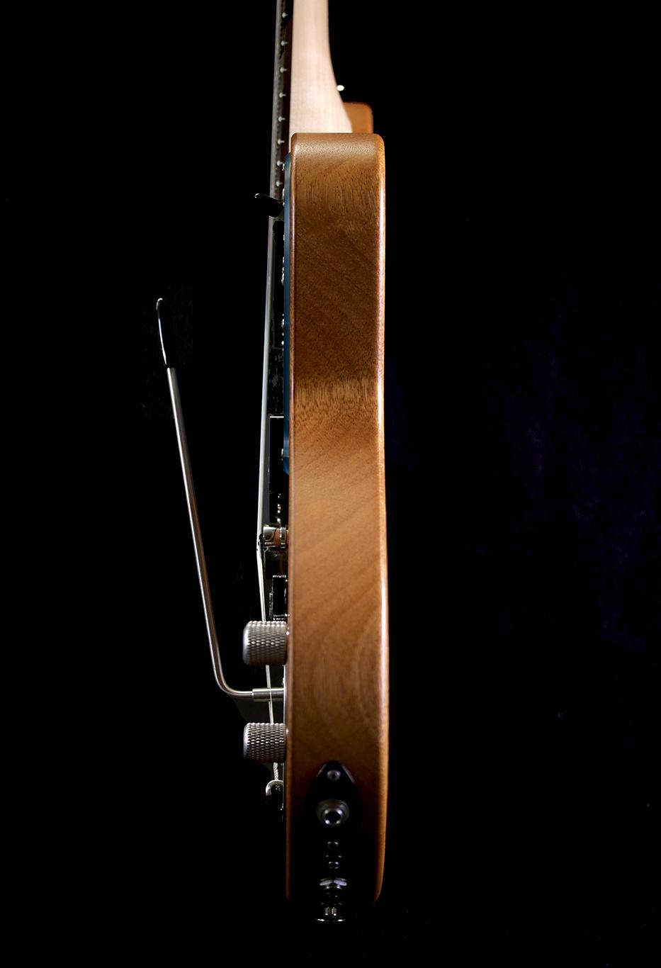 Deimel Bluestar #009 »Natural Mahogany«