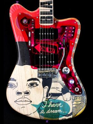 Deimel Firestar Artist Edition »Black Lives Matter«