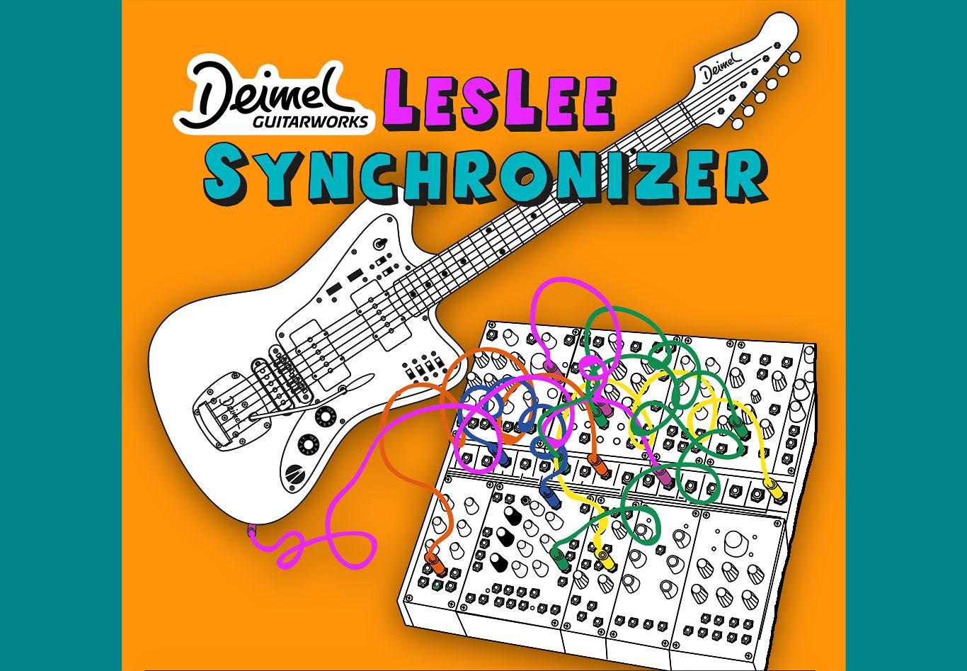 Deimel Firestar LesLee Synchronizer