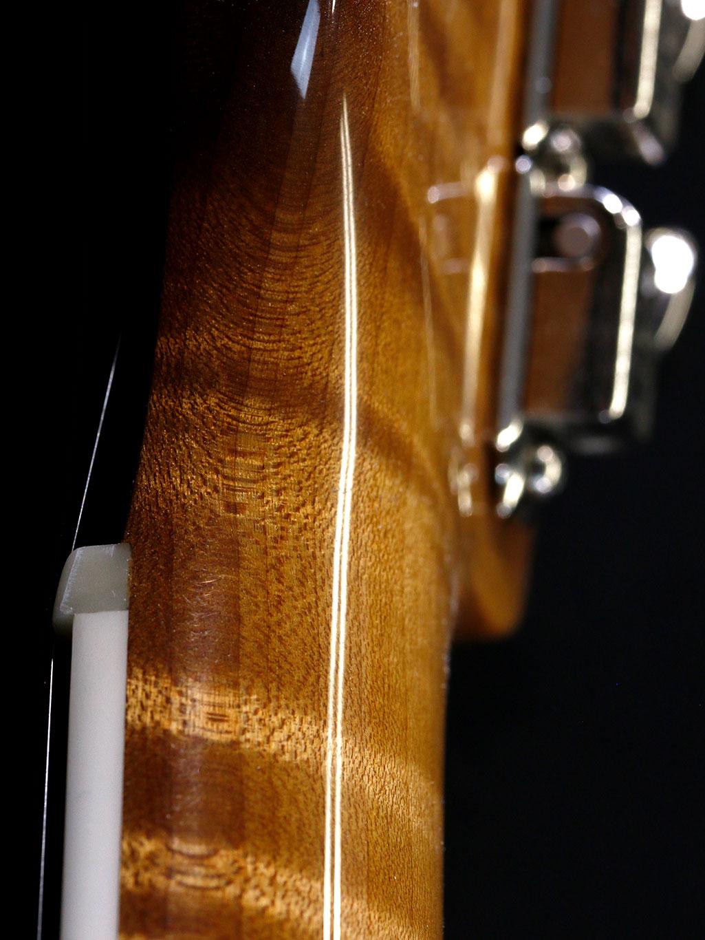 Deimel Bluestar Semi-Hollow »Natural Amber«