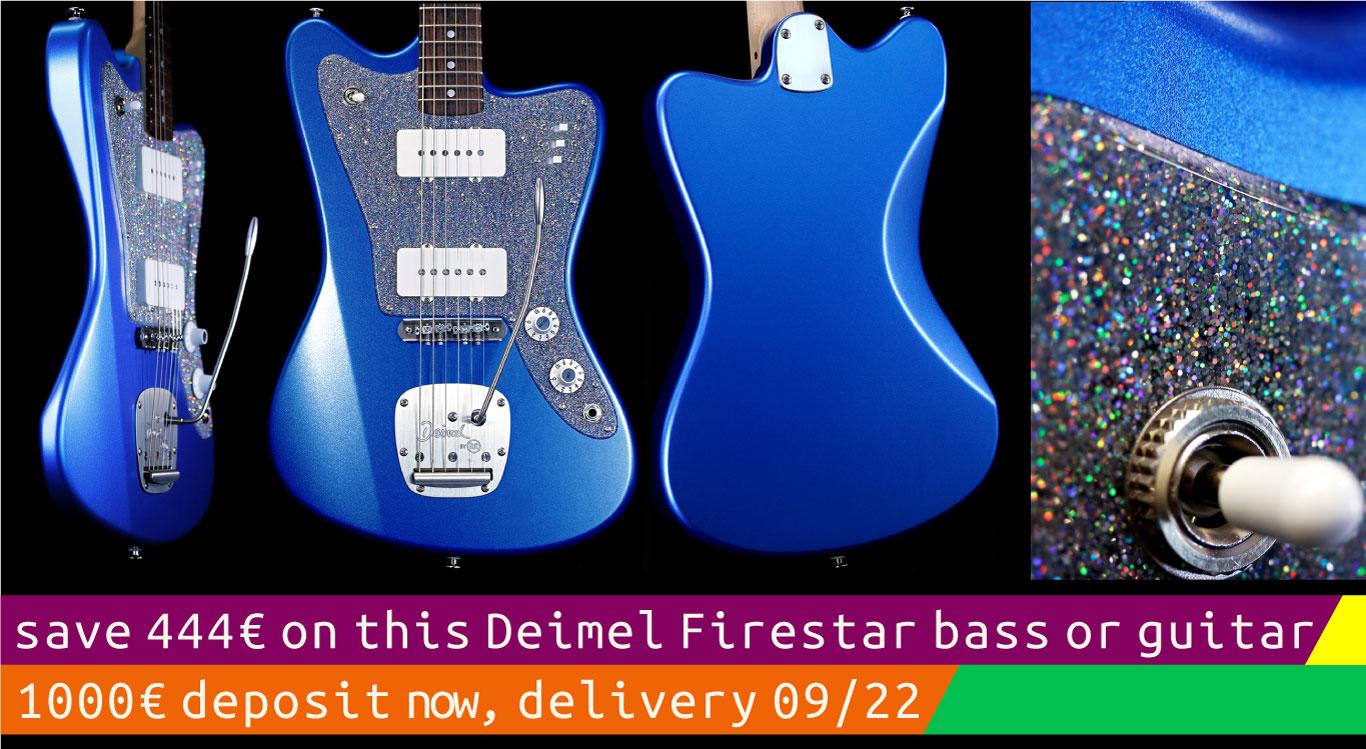 Out of the Blue Deimel Firestar