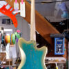 Deimel Firestar Bass Left Handed »Ocean Gold«